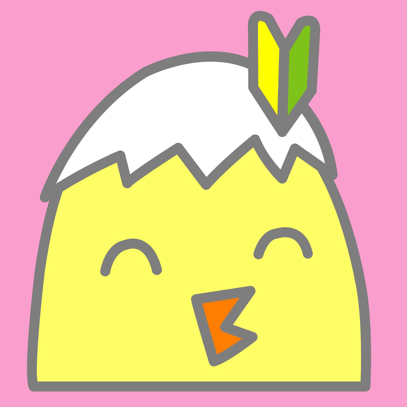 ぴよ子のアイコン